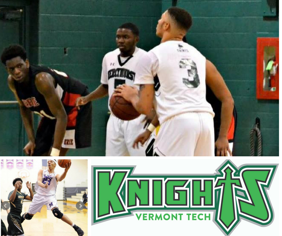 Transfer, Eric Montanez, Signs with Knights