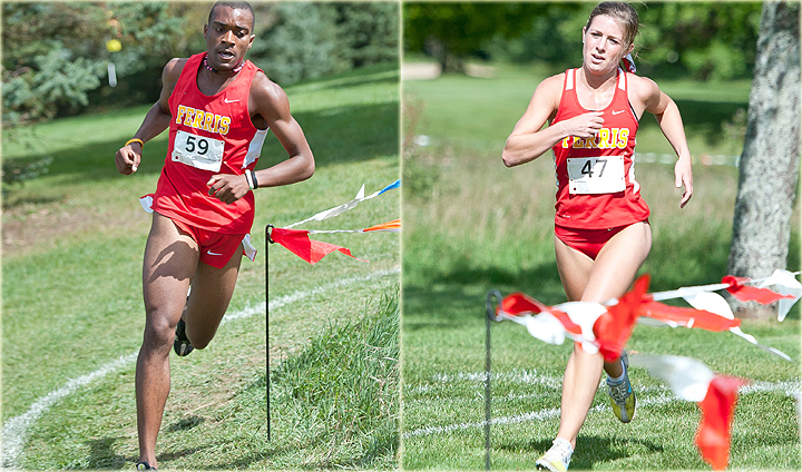 Bulldog Cross Country Teams Perform Well At Greater Louisville Classic