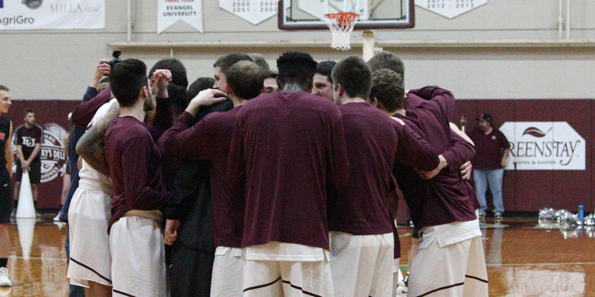 Men's Basketball Returns Home Wednesday against MidAmerica Nazarene