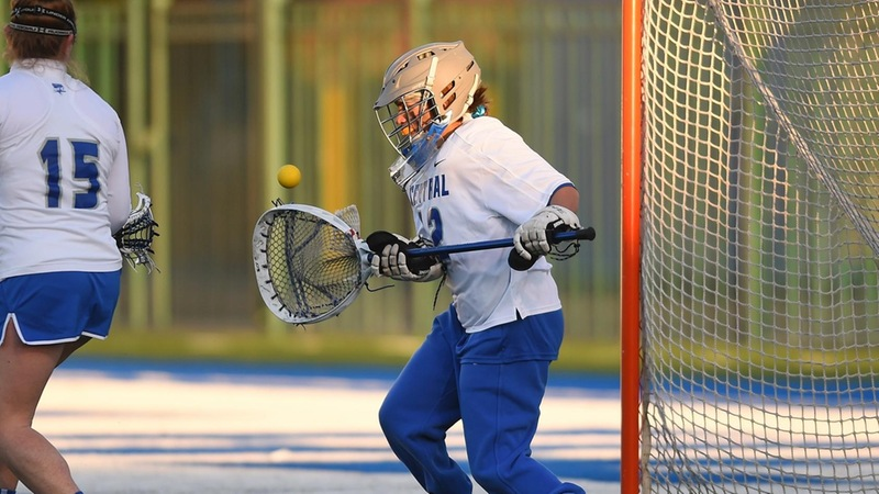 Women's Lacrosse Drops 11-6 Home Decision to UMass Lowell on Wednesday