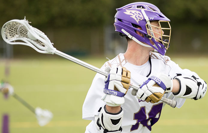 Men's Lacrosse Opens Season with NE10 Setback to Franklin Pierce