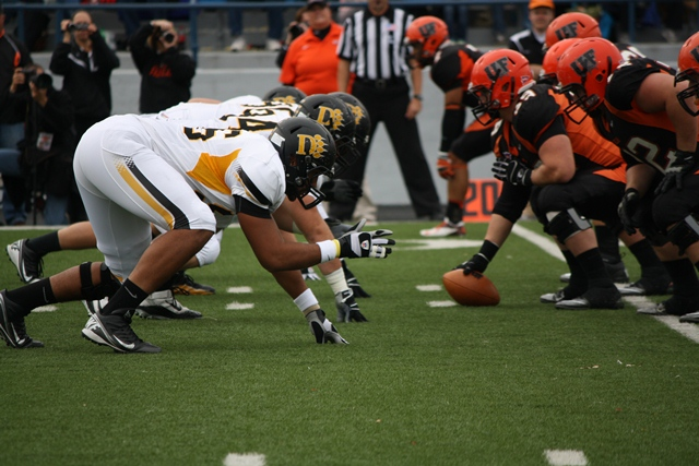 Home Football Game with Findlay to Air on National TV