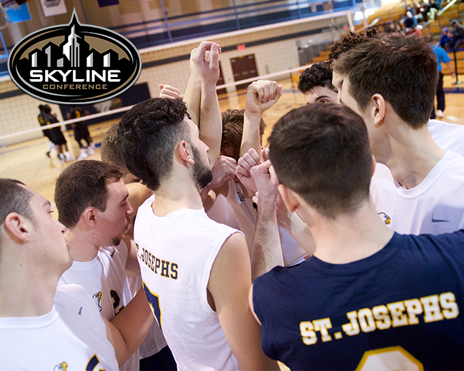 Men's Volleyball Tabbed to Finish 2nd in Skyline Preseason Poll