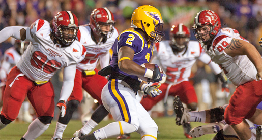 Jacksonville State outlasts Golden Eagles, 37-28