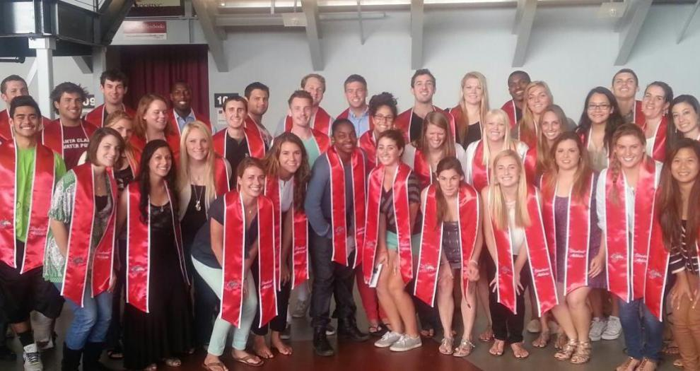 Bronco Athletics Administration Hosts Senior Send-Off For Student-Athletes