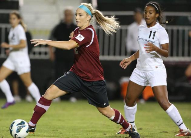 UPDATE: Julie Johnston Named First-Team All-American, Up For M.A.C. Hermann Trophy, U.S. Soccer Young Female Athlete of the Year