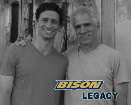 Bison Legacy: Ronald and Brendan Stern