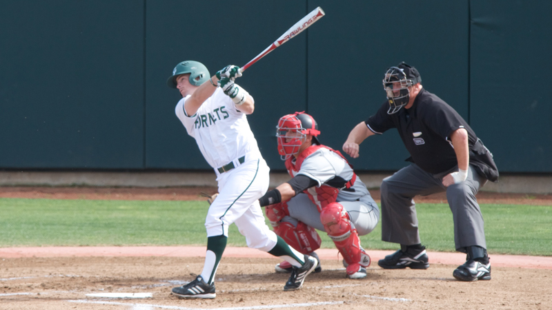BASEBALL DROPS FIRST GAME OF SERIES TO CSU BAKERSFIELD, 4-2