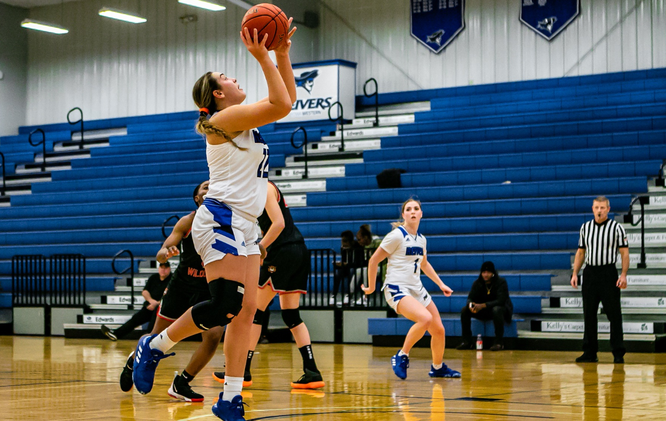 Reivers Fall on the Road, Hawks Take Conference Opener
