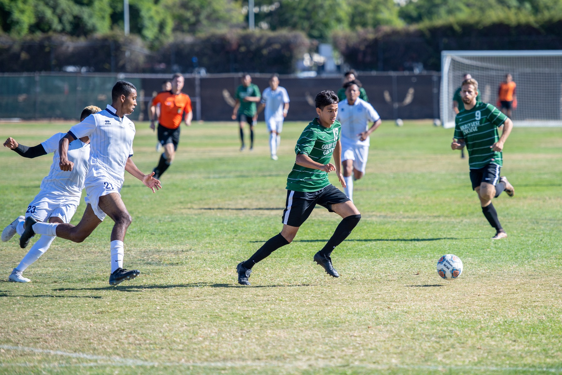 M Soccer: Earns the 6th Seed in CCCAA Soccer Playoffs