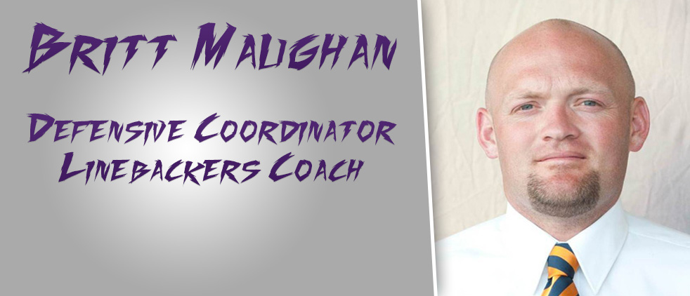 Coach Boden Hires Britt Maughan As New Defensive Coordinator