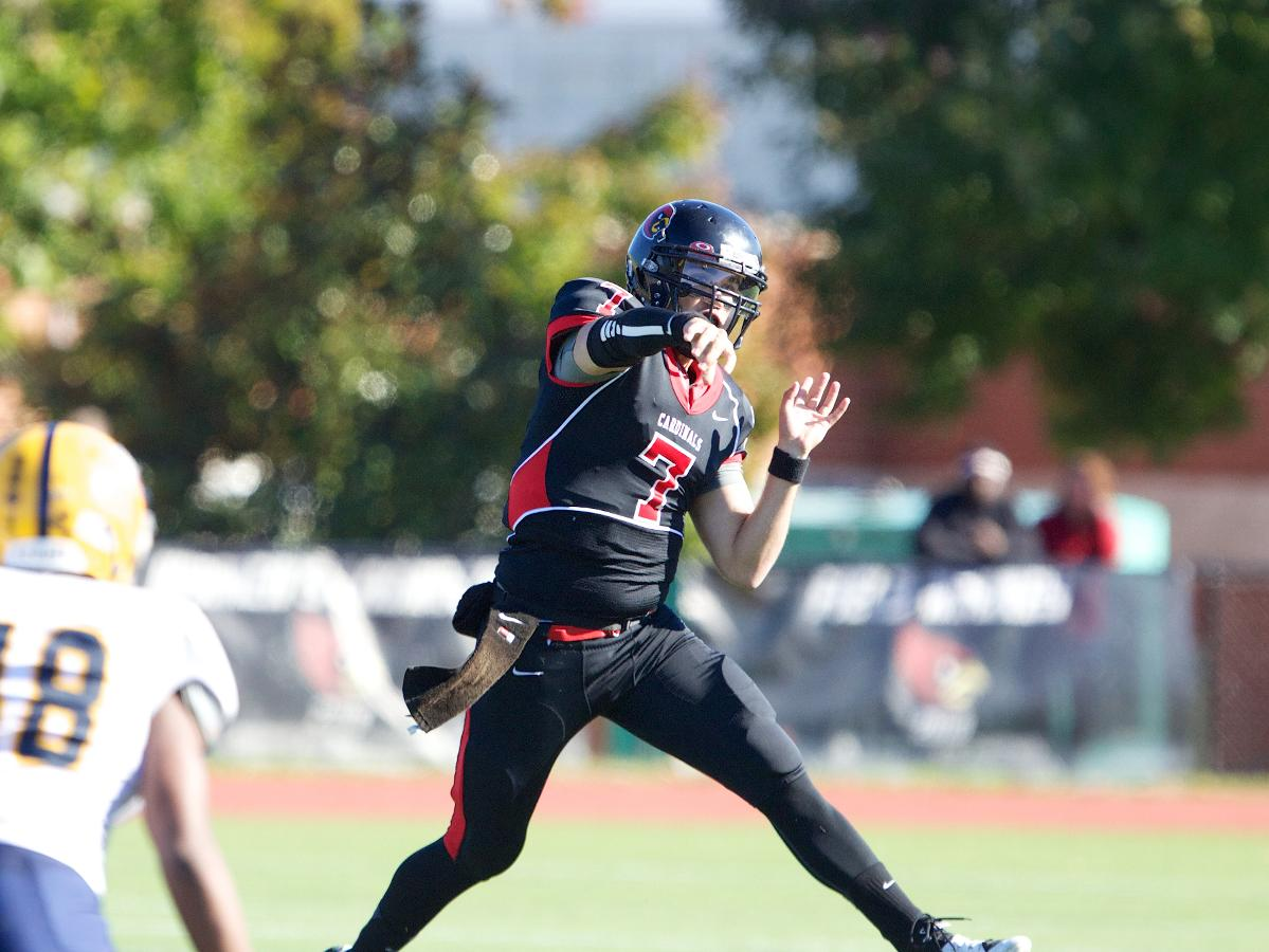 CUA Football Announces Fall Slate