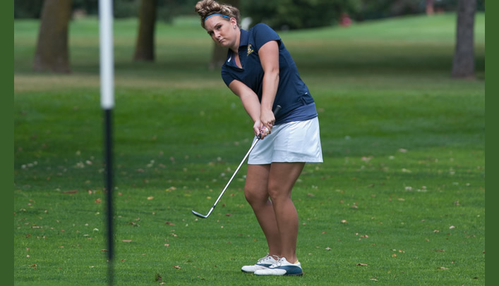 Women's Golf Finishes Strong at DII Tournament