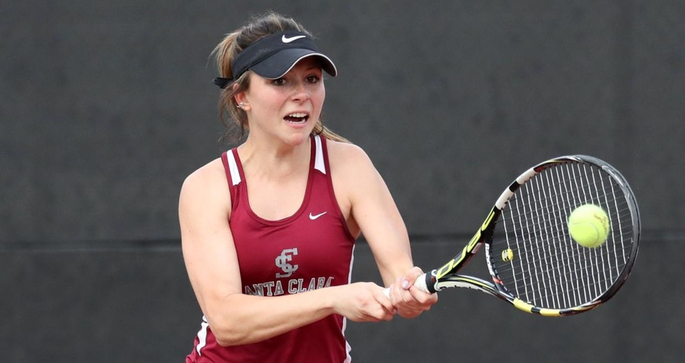Women's Tennis Wins Conference Opener On The Road, 4-2
