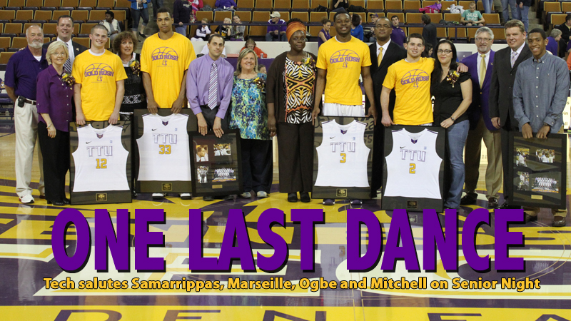 Golden Eagles stop Jacksonville State on Senior Night