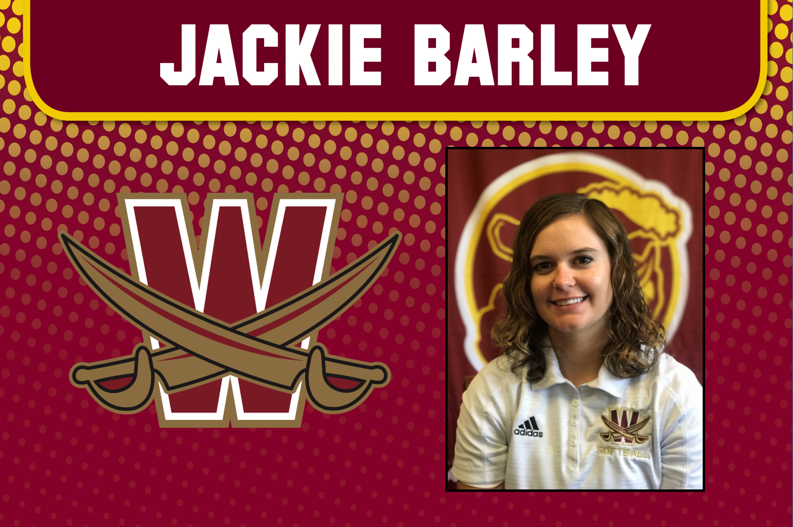 Cavs Hire Barley as Assistant Softball Coach