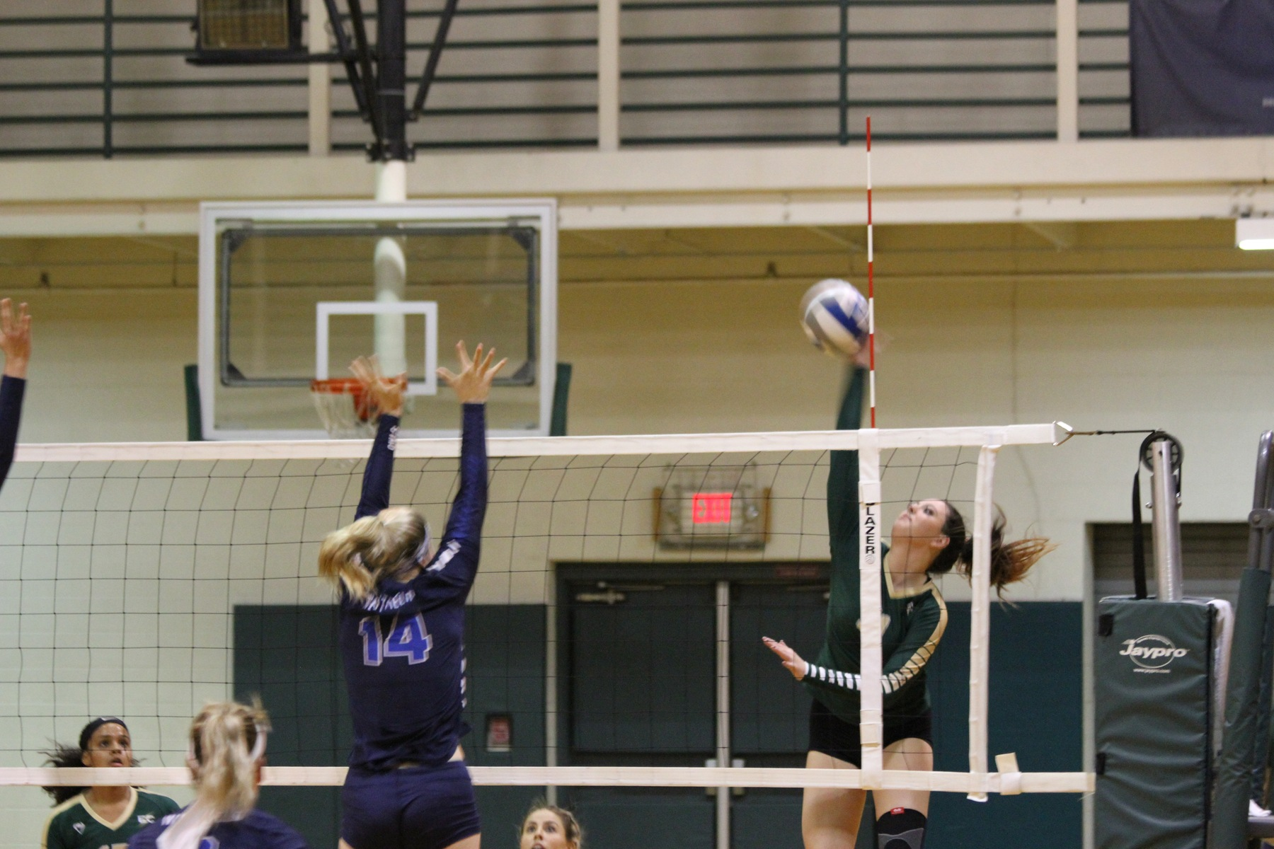 Women's Volleyball Advances To Title Match With Comeback Over Southern Vermont