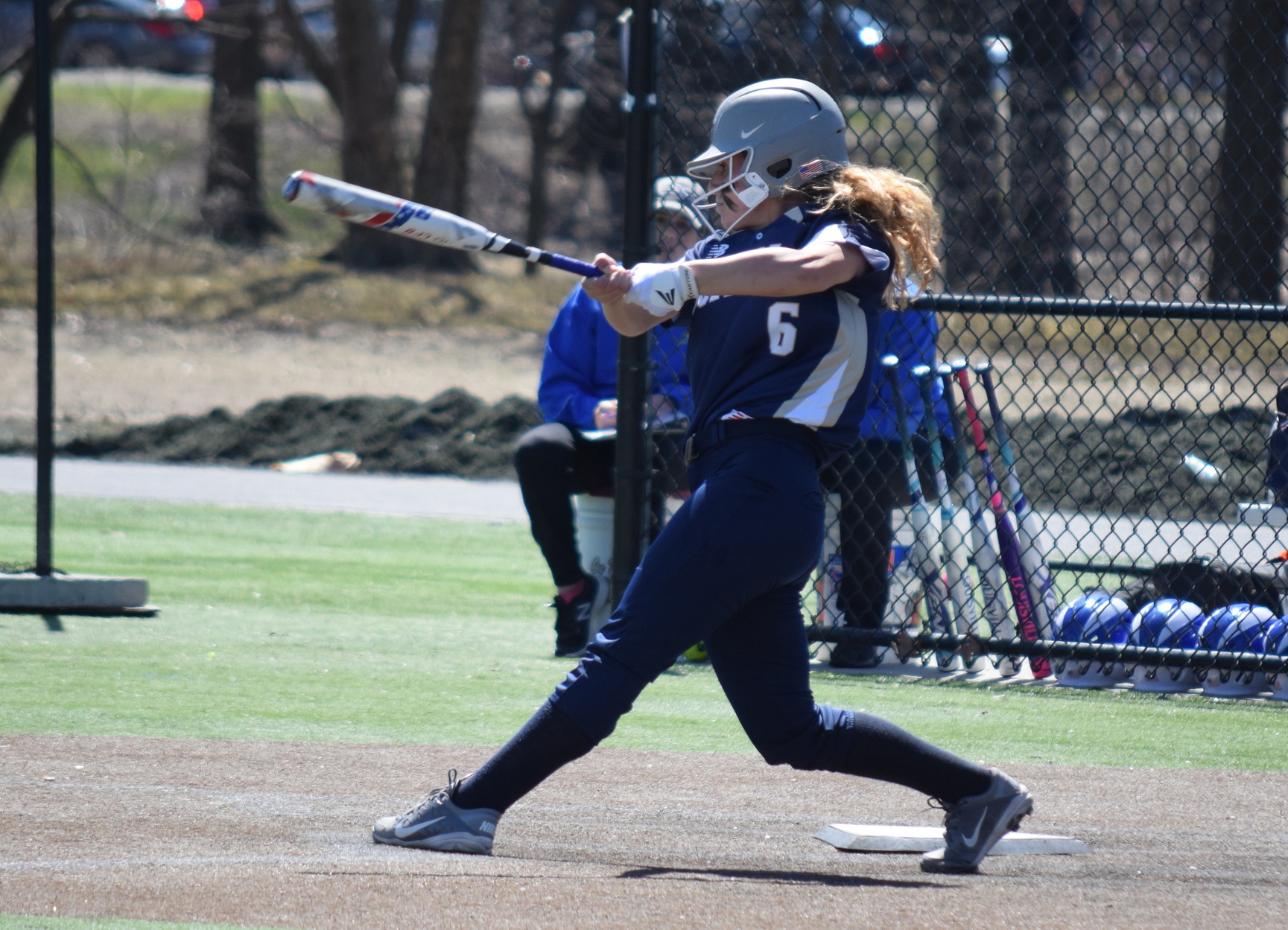 Softball Keeps Streak Alive in Extras at Framingham State