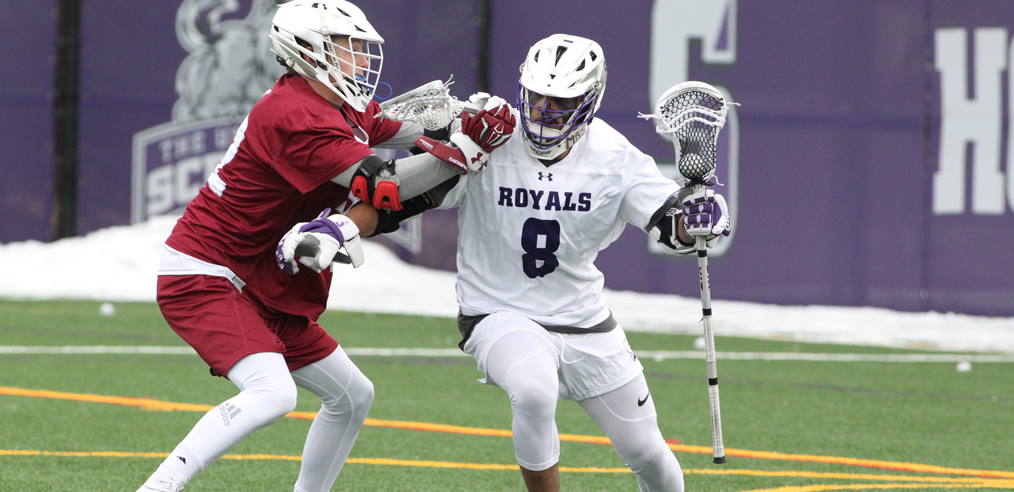 Men's Lacrosse Comes Up on Short Side of 16-15 Thriller With Muhlenberg