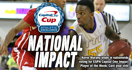 Vote NOW for Murphy as ESPN Impact Player of the Week