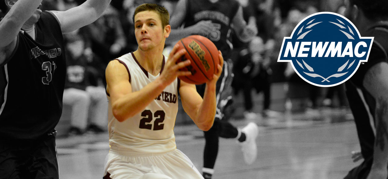 Ross Selected as NEWMAC Men's Basketball Defensive Athlete of the Week