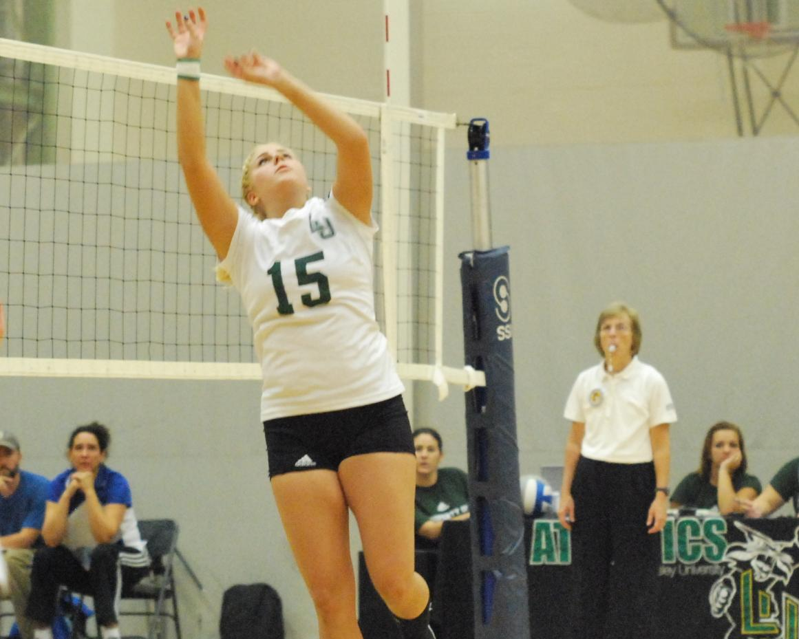 Lynx take opening set, but fall 3-1 at Daniel Webster