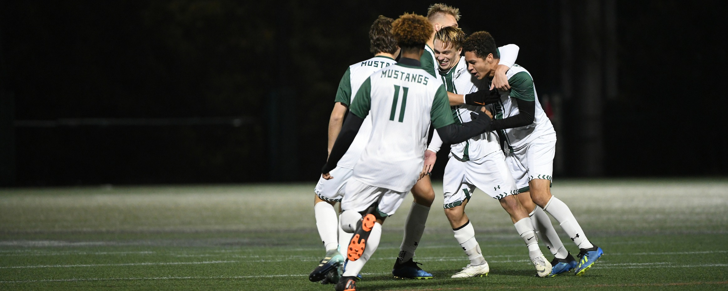 UPDATED SCHEDULE: Men's Soccer to Host ECAC First Rounds on Friday, Saturday