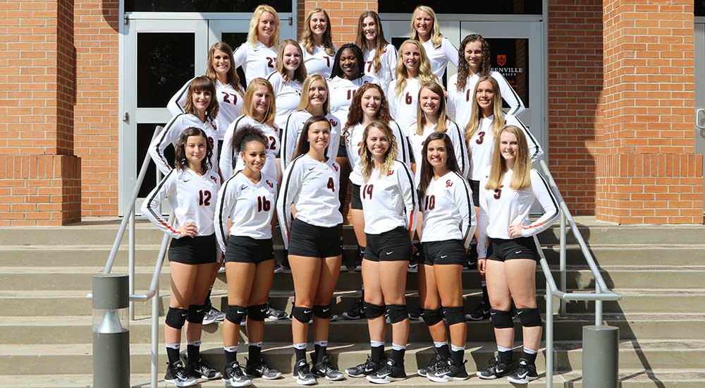 Women's volleyball opens with two victories
