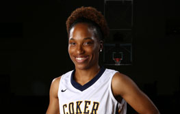 Cobra Spotlight- Jasmine Evans, Women's Basketball