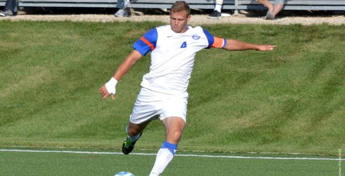 Pope named NACC Men's Soccer Defensive Player of the Year