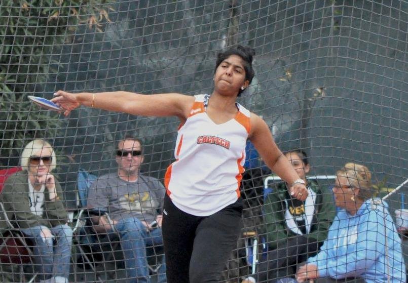 Goyal Records Three Personal Bests at PLNU Invite
