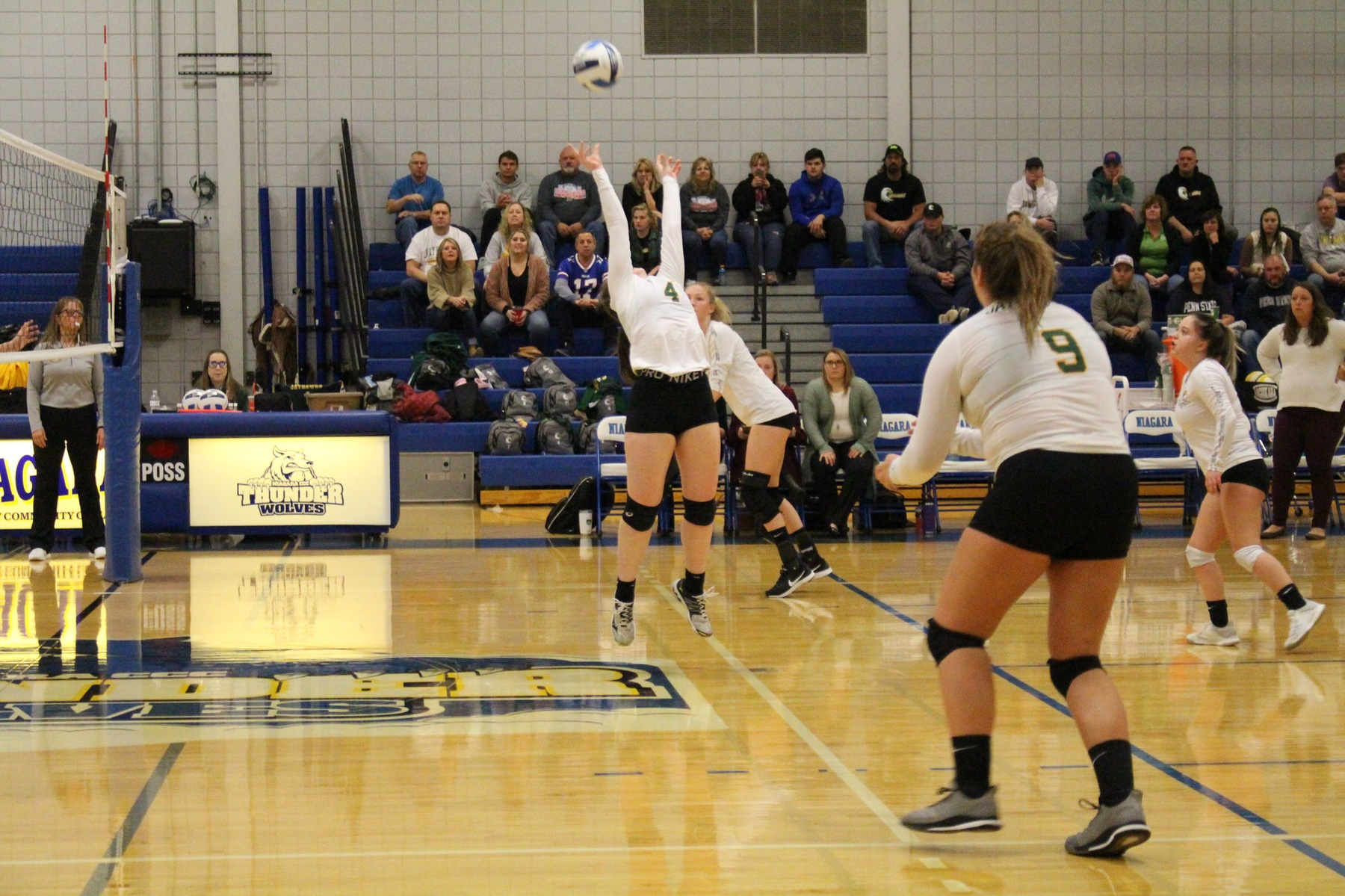 Jayhawks fall to Harper College