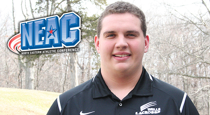 Men's Lacrosse Goalie Earns NEAC Weekly Honor