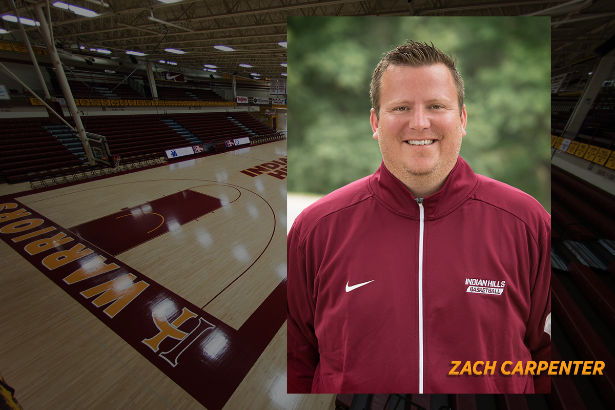 Carpenter Joins IHCC Staff