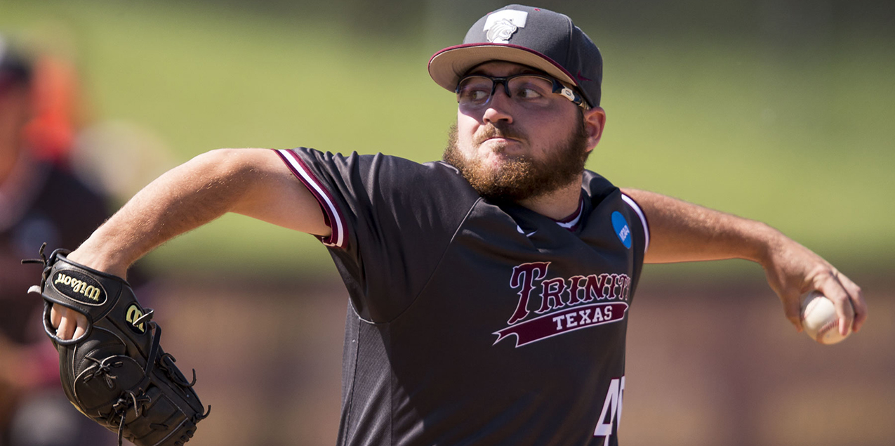 Trinity Baseball Advances to Championship Series with Win Over Cortland