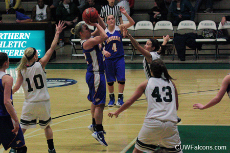 Women's Basketball travels to Wisconsin Lutheran