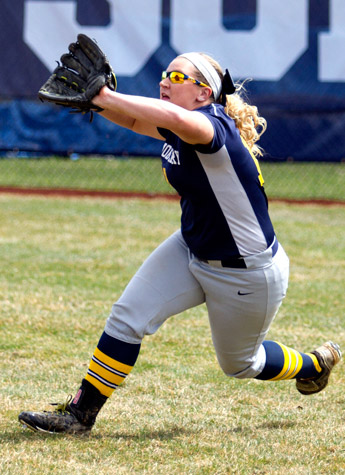 No. 7 Virginia Wesleyan Softball Sweeps Emory & Henry Saturday In ODAC Action