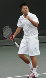 Men's Tennis Drops Decision to San Francisco