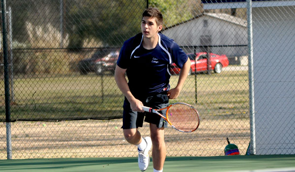 Cobra Tennis has Excellent Showing at Conference Carolinas Individual Tournament