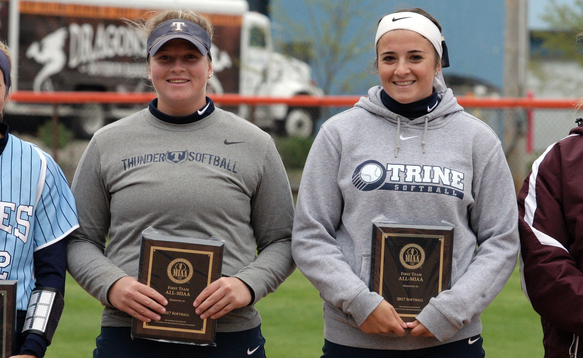 Five Thunder Earn NFCA All-Region Honors