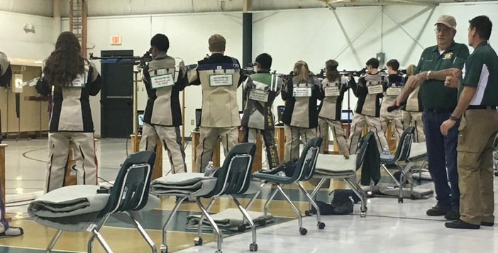 Rifle Team Torches Brunswick 1169-1046