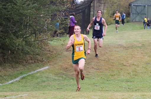 Powers named NAC Runner of the Year