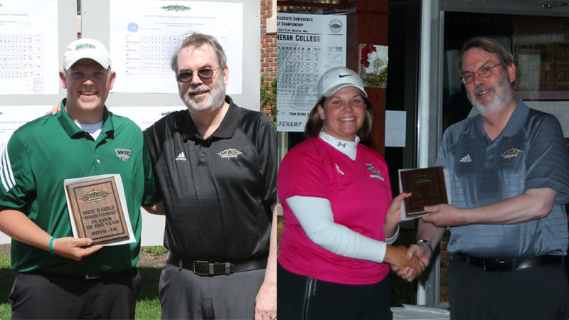 Mortell Siblings Reign Supreme In NACC Golf