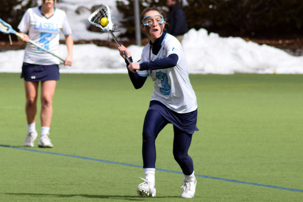 WLX: Lasell rolls past Nichols in non-conference match-up