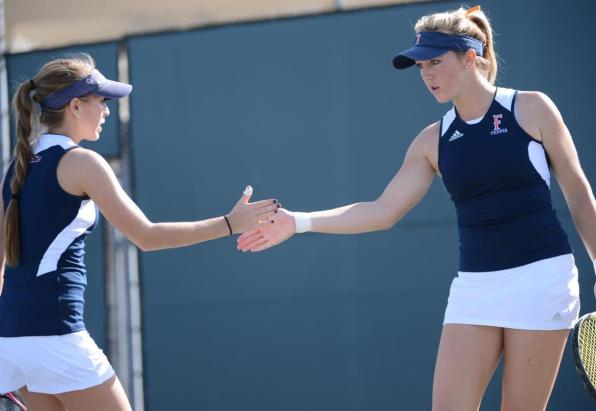 Fullerton Swept by Wyoming