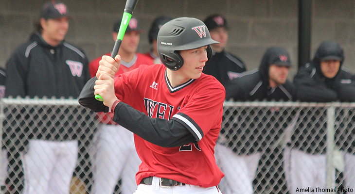 Baseball Offense Breaks Through In Win Over D'Youville