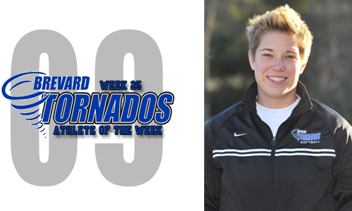 Chelsi Mallory is Week 25 Tornado Athlete of the Week