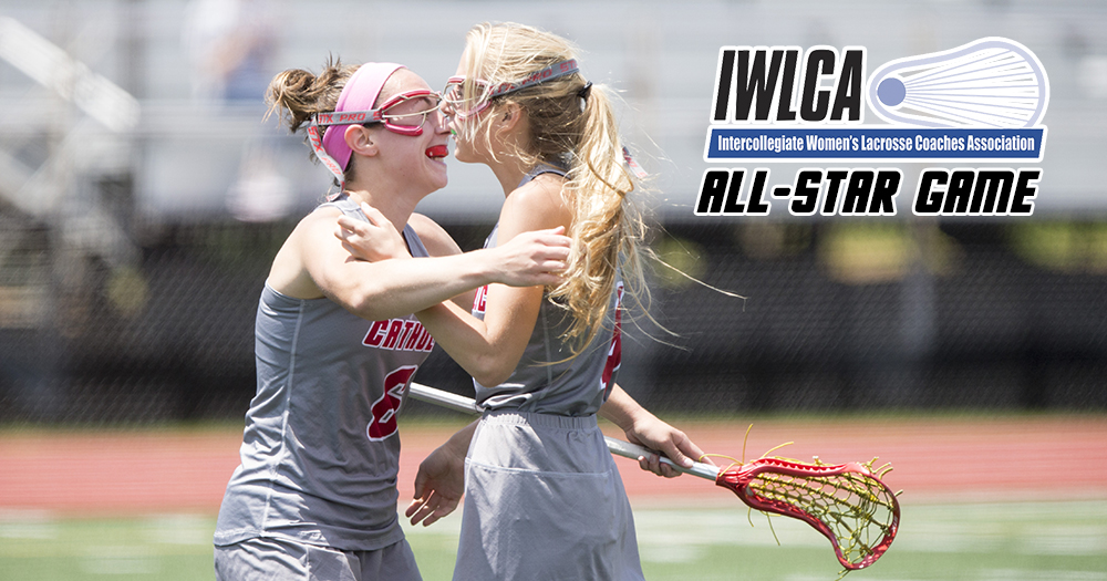 Dunn & Schmitzer Make IWLCA All-Star Team