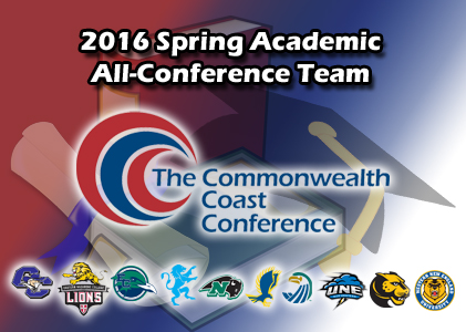 Commonwealth Coast Conference Announces 2016 Spring Academic All-Conference Team