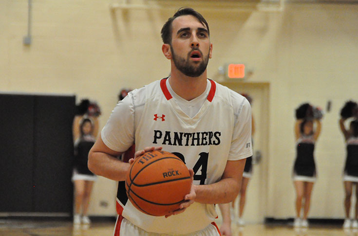 Men's Basketball: Panthers top Ferrum to advance to semifinals of USA South Tournament